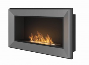 Biokominek SIMPLE fire FRAME 900 inox