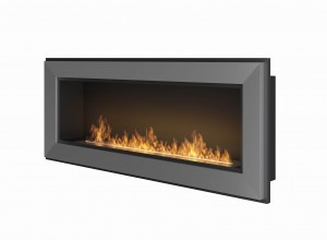 Biokominek SIMPLE fire FRAME 1200 inox