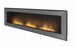 Biokominek SIMPLE fire FRAME 1800 inox